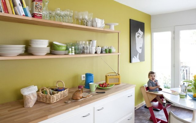 Keukenkastjes Verven Hoogglans : Keukenkastjes verven lees er meer over bij verfklussen