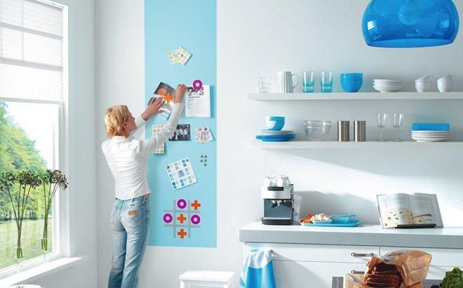 Keuken Decoratie Ideeen : Magneetbord – Zelf je magneetbord maken is niet moeilijk!