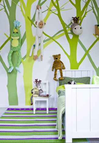 Behang kinderkamer zoek je behang voor de kinderkamer for Wat kost een rol behang